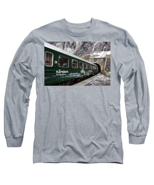 Flam Railway Long Sleeve T-Shirt