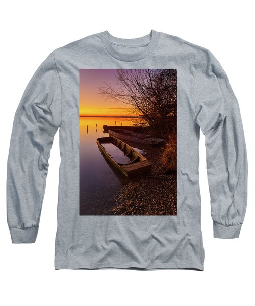 Flame Of Dawn Long Sleeve T-Shirt