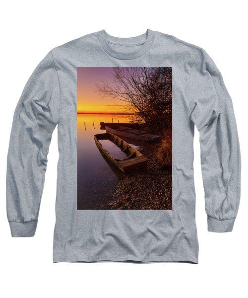 Flame Of Dawn Long Sleeve T-Shirt