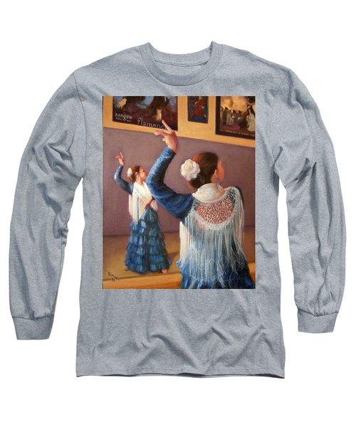 Flamenco 7 Long Sleeve T-Shirt