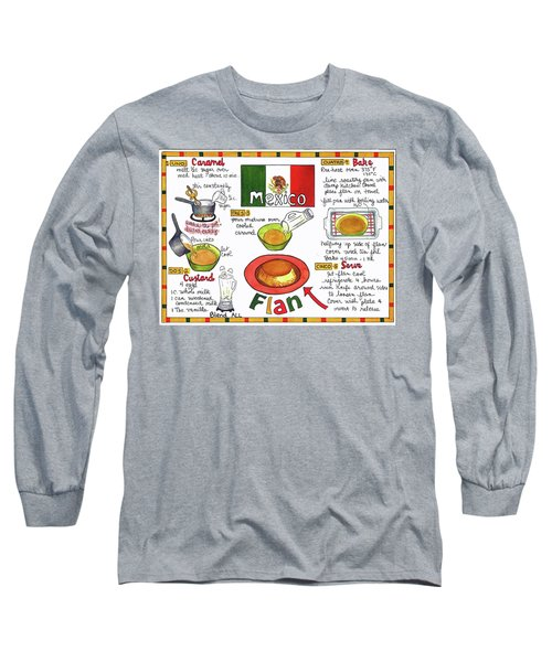 Flan Long Sleeve T-Shirt