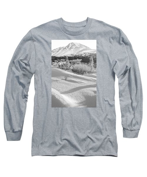 Flattop In Winter Long Sleeve T-Shirt