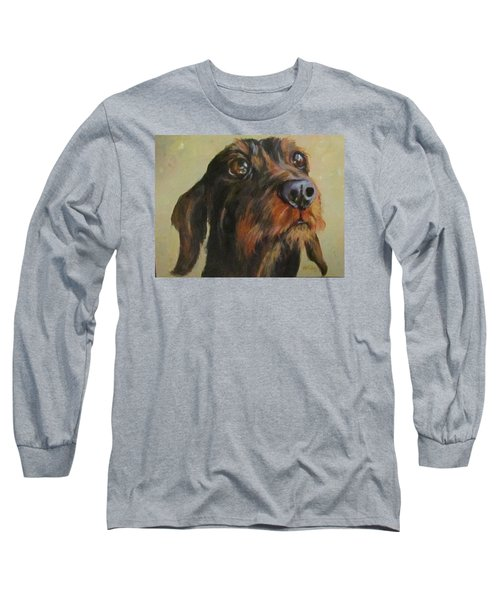 Flavi Long Sleeve T-Shirt