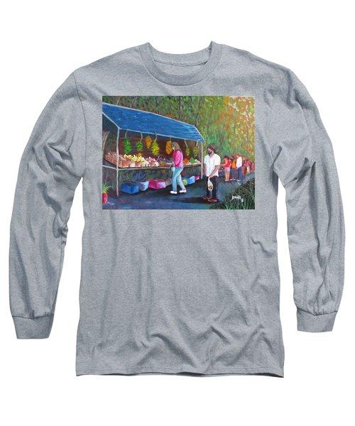 Flea Market Long Sleeve T-Shirt