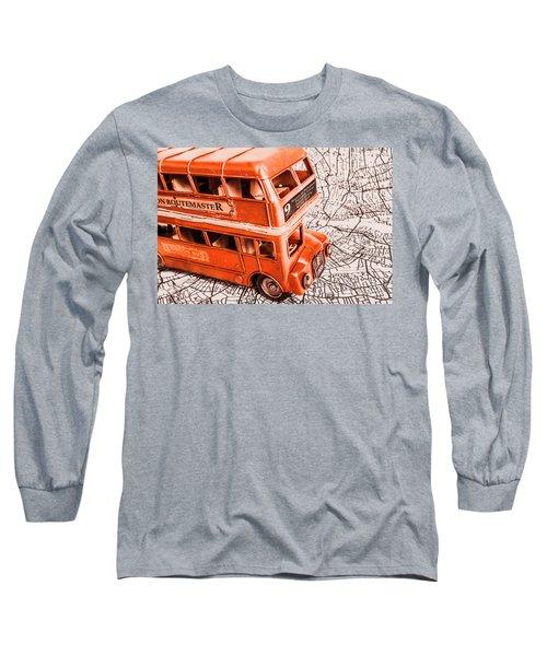 Fleet Street Long Sleeve T-Shirt