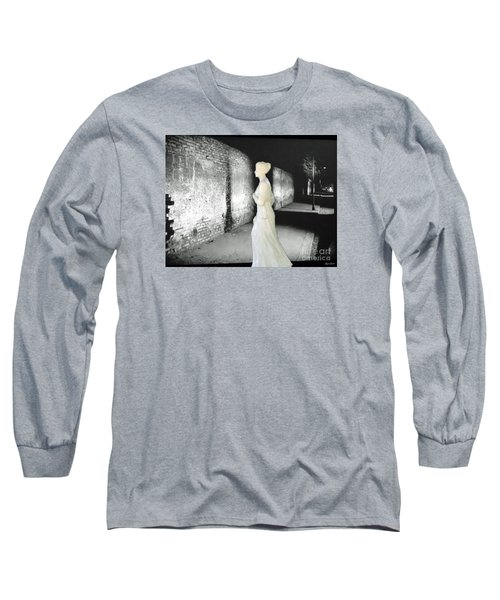 Long Sleeve T-Shirt featuring the digital art Fleeting Moment by Lyric Lucas
