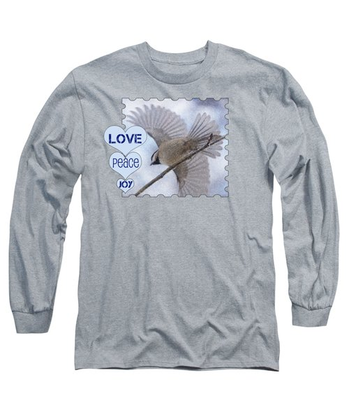 Flight Long Sleeve T-Shirt by Karen Beasley