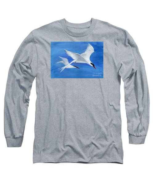 Flight - Painting Long Sleeve T-Shirt
