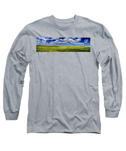 Flint Hills Panorama 1 Long Sleeve T-Shirt