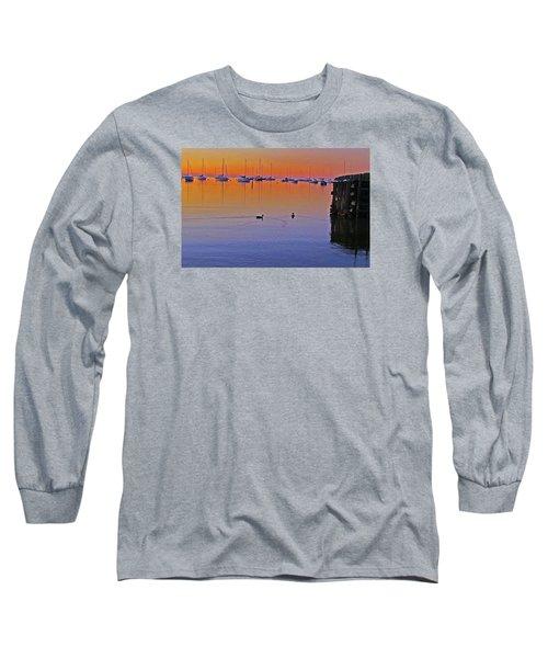 Floating Long Sleeve T-Shirt