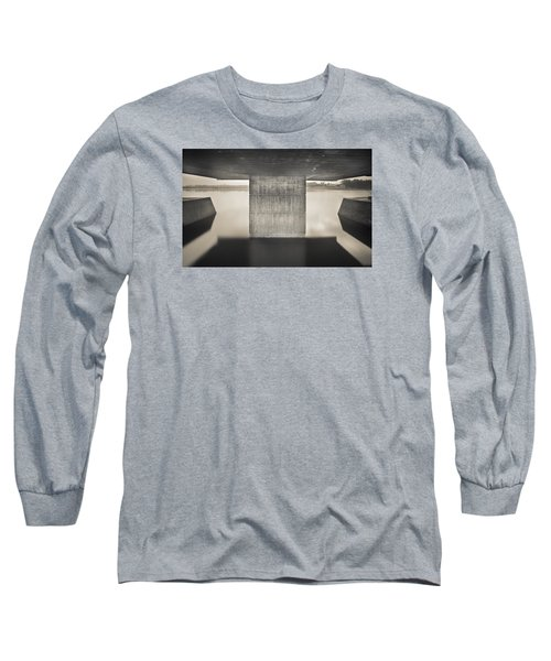 Flood Marking Long Sleeve T-Shirt