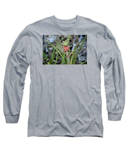 Flor Pina Long Sleeve T-Shirt