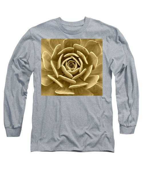 Floral Abstract Long Sleeve T-Shirt