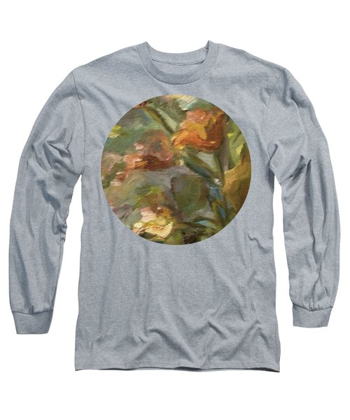 Floral Bouquet Long Sleeve T-Shirt