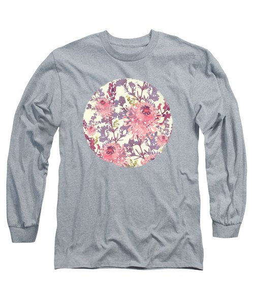 Floral II Long Sleeve T-Shirt