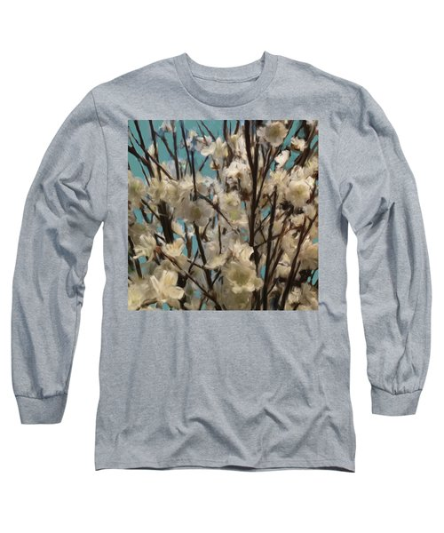 Floral02 Long Sleeve T-Shirt