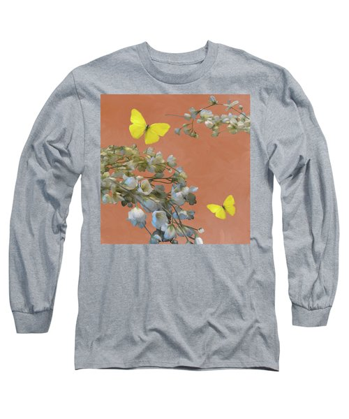 Floral06 Long Sleeve T-Shirt