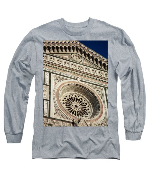 Long Sleeve T-Shirt featuring the photograph Florence by Silvia Bruno