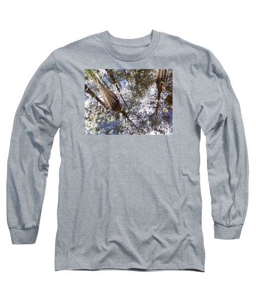Florida Old Swamp Long Sleeve T-Shirt