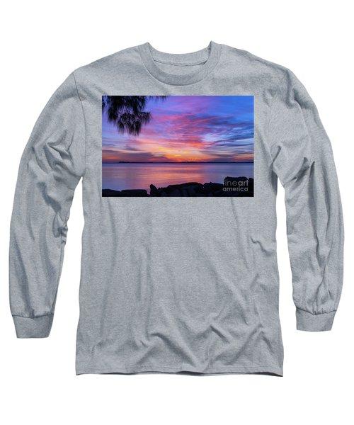 Florida Sunset #2 Long Sleeve T-Shirt