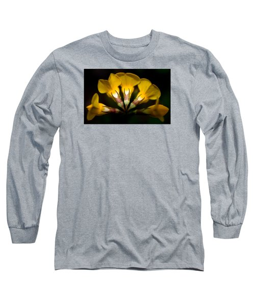 Flower Candelabra Long Sleeve T-Shirt