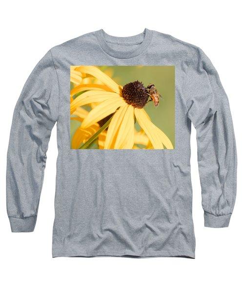 Flower Fly Long Sleeve T-Shirt