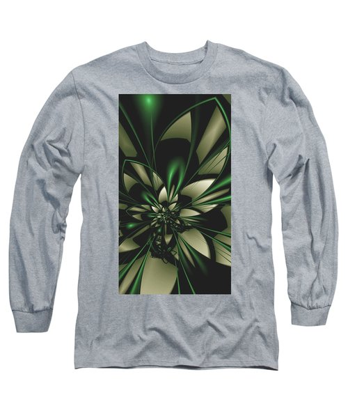 Flower Of Art Long Sleeve T-Shirt