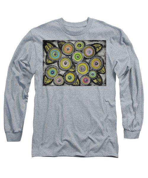 Flower Series 7 Long Sleeve T-Shirt