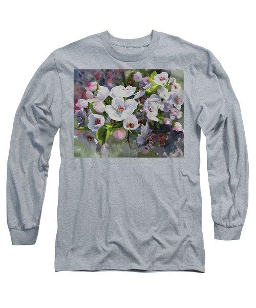 Flower_13 Long Sleeve T-Shirt
