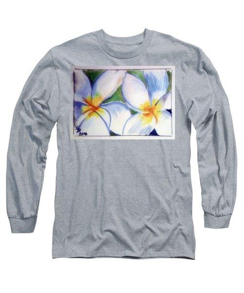 Flowers 3452 Long Sleeve T-Shirt
