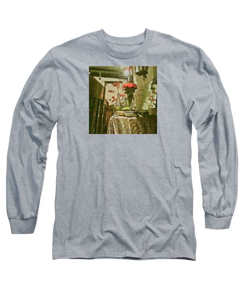 Flowers And Foliage Long Sleeve T-Shirt