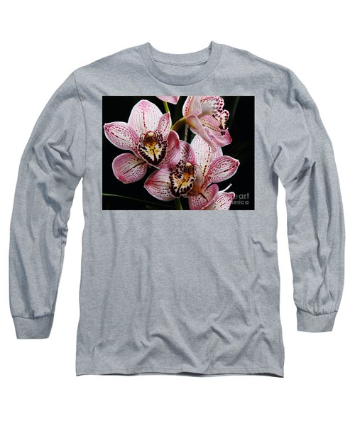 Flowers Of Love Long Sleeve T-Shirt