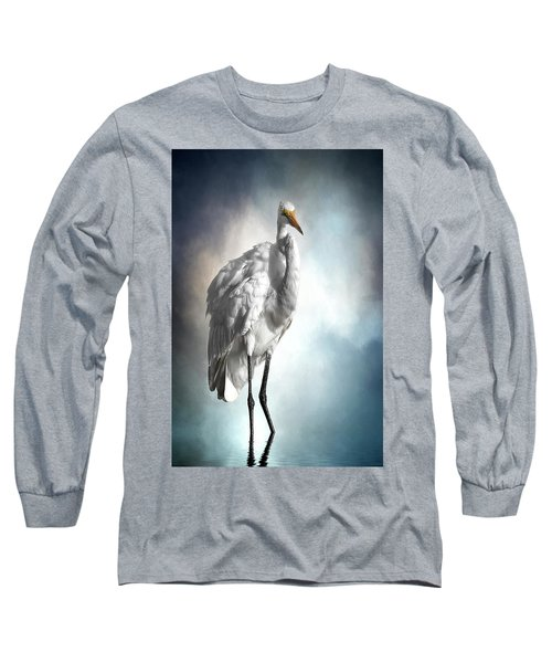 Fluffed And Plumped Long Sleeve T-Shirt