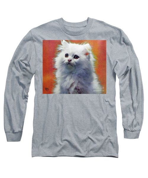 Fluffy Princess Long Sleeve T-Shirt