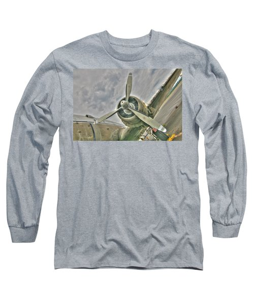 Fly Me Away Long Sleeve T-Shirt