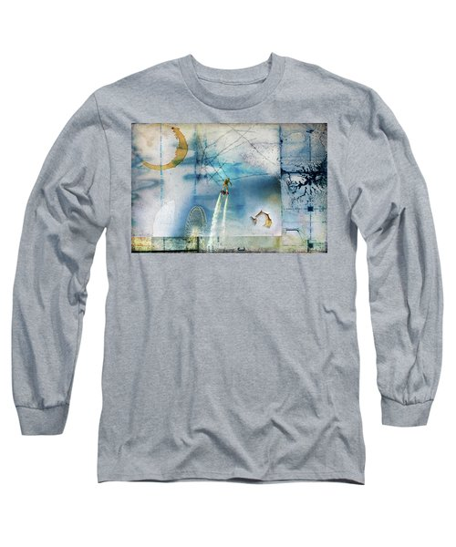 Flyboard - Freestyle Long Sleeve T-Shirt