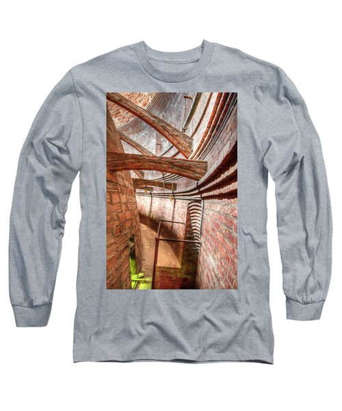 Flying Buttresses In The Dome 1  Long Sleeve T-Shirt