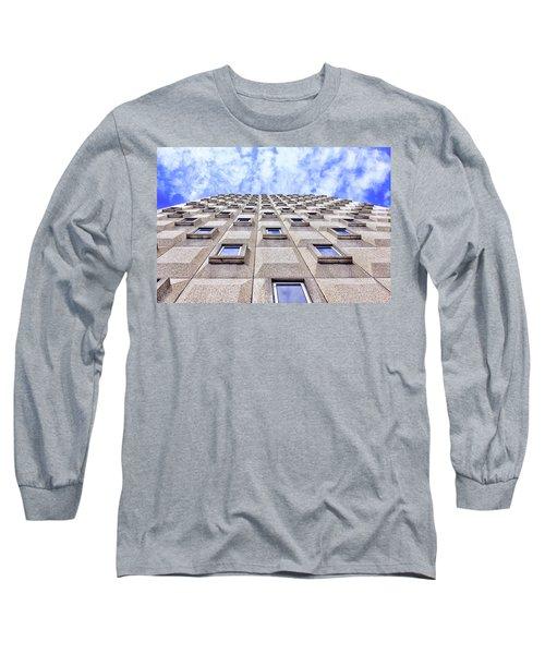 Flying Like A Bird Long Sleeve T-Shirt by Iryna Goodall