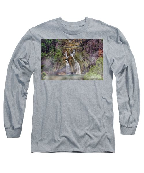 Fog Rolling In Long Sleeve T-Shirt
