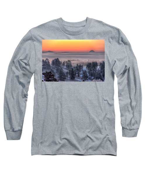 Foggy Dawn Long Sleeve T-Shirt
