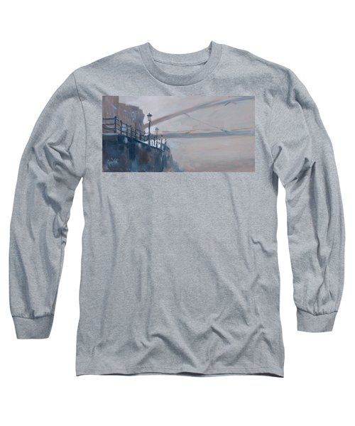 Foggy Hoeg Long Sleeve T-Shirt by Nop Briex