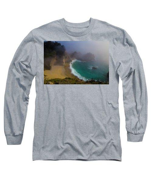 Foggy Mcway Falls Cove Long Sleeve T-Shirt