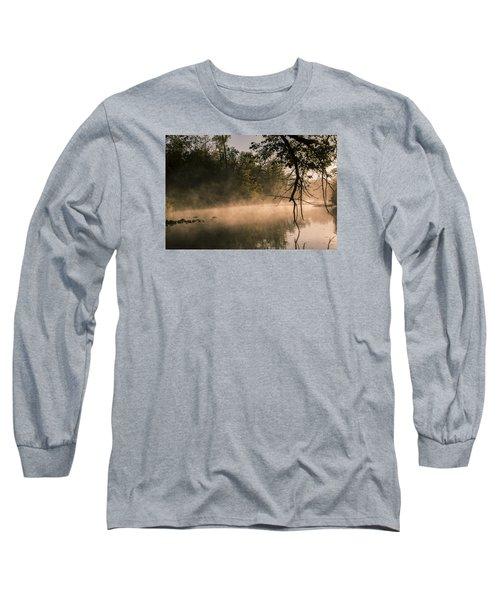 Foggy Water Long Sleeve T-Shirt