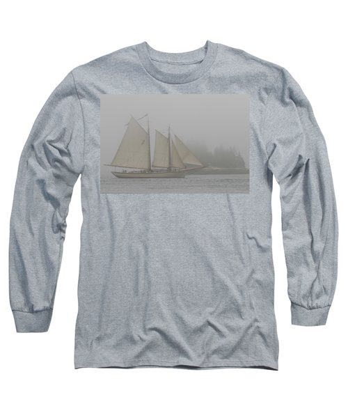 Foggy Windjammer Long Sleeve T-Shirt