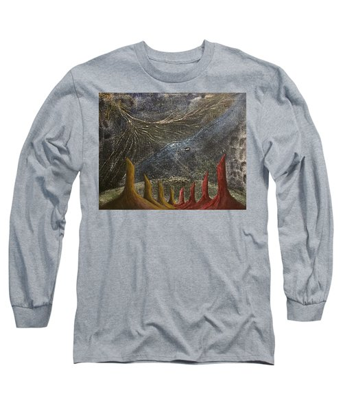 Follow Long Sleeve T-Shirt by Steve  Hester