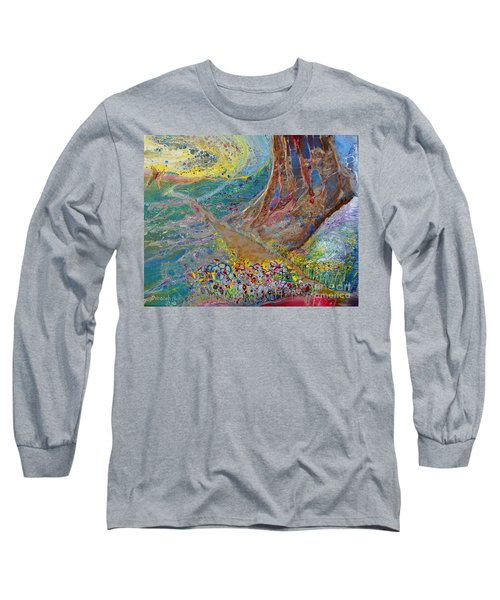 Follow Your Path Long Sleeve T-Shirt