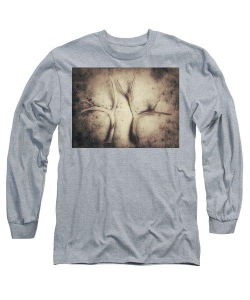 Following The Rut  Long Sleeve T-Shirt