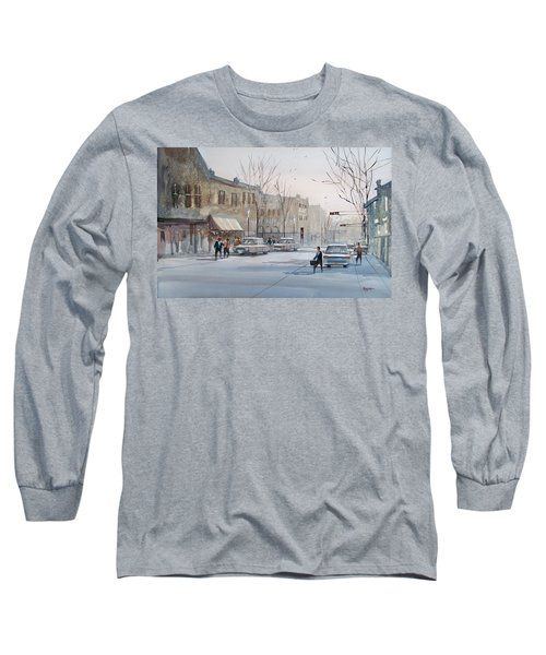 Fond Du Lac - Downtown Long Sleeve T-Shirt