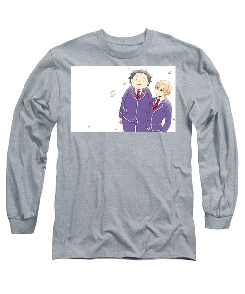 Food Wars Shokugeki No Soma Long Sleeve T-Shirt
