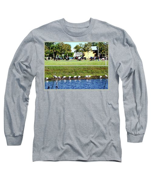 For All Species Long Sleeve T-Shirt